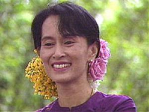 Aung San Suu Kyi : En Suisse pour une tournée européenne