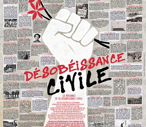 Désobéissance civile!