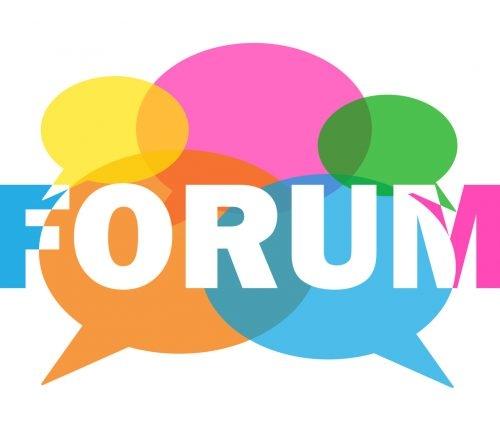 Il est né le forum de la non-violence!